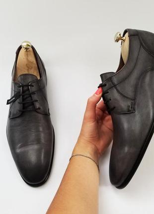 Lloyd made in romania мужские кожаные туфли