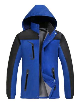 Демисезонная влагозащитная мужская куртка