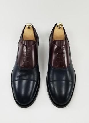 Primosole made in italy мужские кожаные туфли