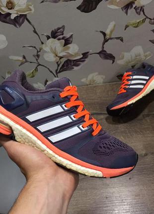 Кроссовки adidas  boost. тренировочные беговые спортивные крос...