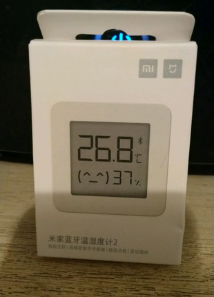 Термометр-гігрометр Xiaomi Mijia Bluetooth Thermometer 2