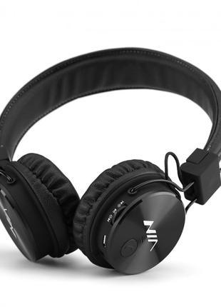 Наушники беспроводные NIA X3 с Bluetooth, MP3 плеером