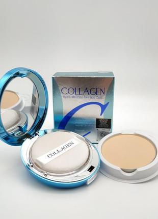 Увлажняющая пудра с коллагеном enough collagen hydro moisture ...