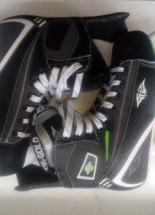 Коньки хоккейные Tri Gold TG-H901S2 Размер 41