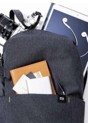Водостойкий рюкзак Xiaomi Mi Colorful Mini 10L Backpack, школьный