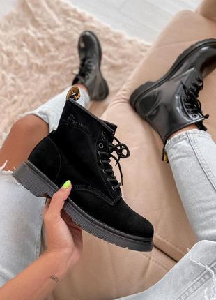 Dr. martens 1460 black  🆕 шикарные ботинки доктор мартинс 🆕 ку...