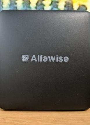 Тв бокс приставка андроид Alfawise S95 2Gb/16Gb (Tv box X96 M8...