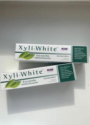 Зубна гель-паста Xyli White
