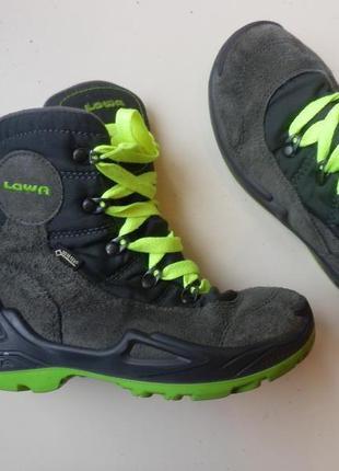 Зимние ботинки lowa 32р