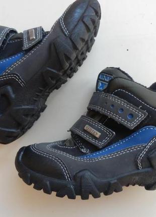 Деми ботинки del-tex 27р