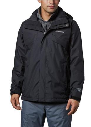 Демисезонная куртка columbia 3 в 1 bugaboo fleece interchange 3xl