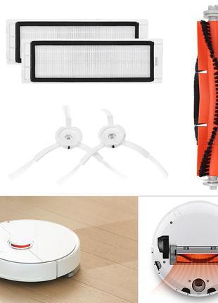 Набор для пылесоса Xiaomi Robot- Hepa фильтр основная и бокова...