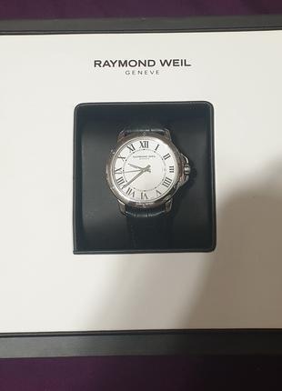 Швейцарские часы RAYMOND WEIL 5591-L1-00300. Оригинал