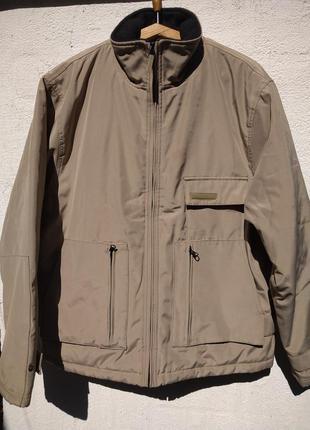 Классическая мужская  демисезонная куртка nb  multiblu