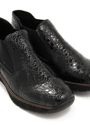 Женские ботинки rieker 9289 / размер: 36
