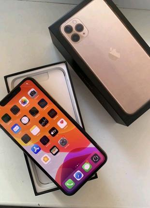 IPhone 11pro Neverlock Gold 64GB