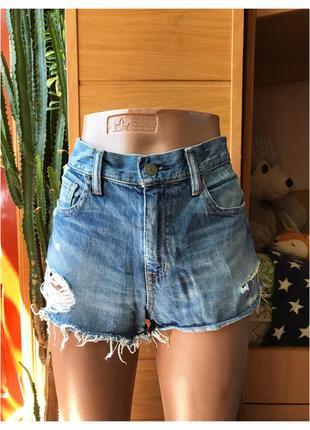 Женские джинсовые шорты ralph lauren