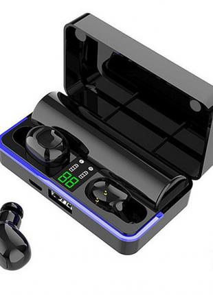 Bluetooth стерео наушники беспроводные c боксом TWS Air W12