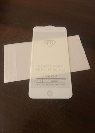 Защитное стекло iPhone 6 Plus,6S Plus