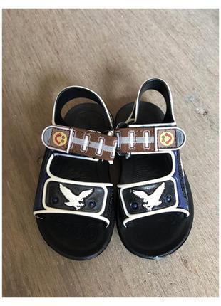 Новые детские сандали, шлепки, босоножки