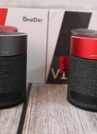 Портативная Колонка Bluetooth Блютуз One Der V13