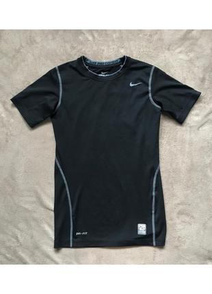 Детская футболка nike для спорта