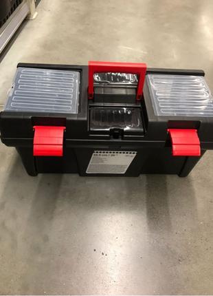 Строительный ящик для инструментов