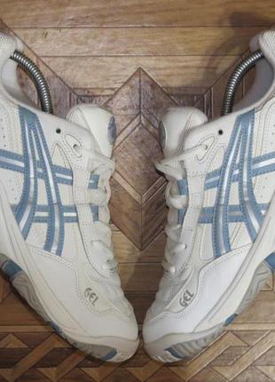 Оригинальные кроссовки asics-gel р.41-41.5