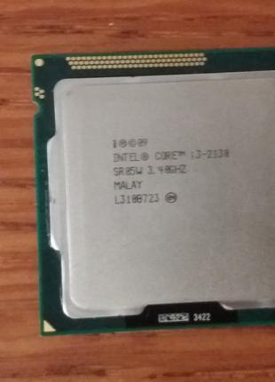 Intel Core i3- 2130 Processor
