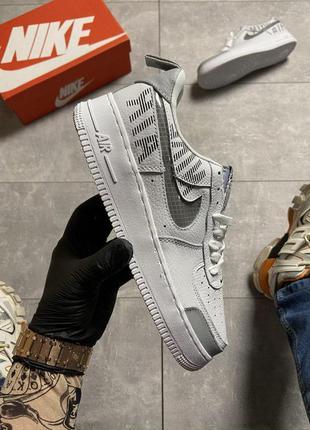 Nike air force '07 lv8 white/grey