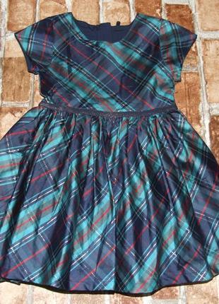 Платье нарядное пышно 1-2 года m&s сток
