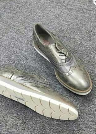 Туфли оксфорди 40размер