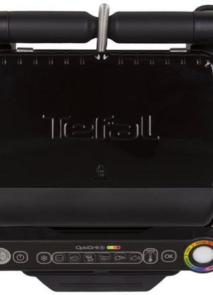 Гриль-барбекю электрический Tefal GC714834 OptiGrill +