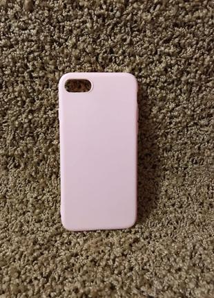 Новый чехол iPhone 7,8 айфон