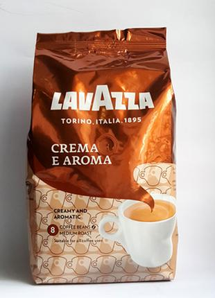 LavAzza Crema e Aroma кофе в зернах 1 кг. (Италия)