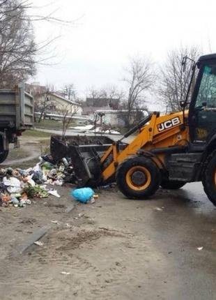 Вывоз бытового мусора Днепр, Вывоз строительного мусора Днепр