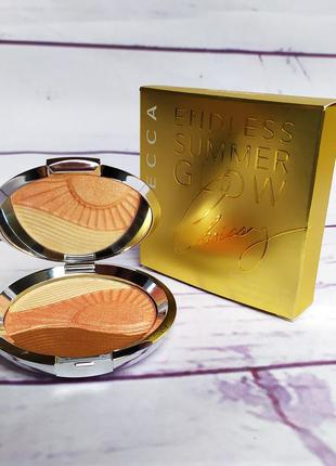 Пудра becca cosmetics becca x chrissy teigen endless bronze & ...