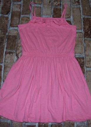 Платье 8-9 лет george сток