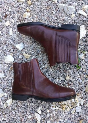 Ecco touch 15, ботинки челси, оригинал, 39р