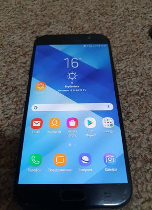 Samsung galaxy a7 2017 года