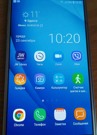 Samsung J710FN (J7 2016) NFC 4G 2/16Gb Amoled хорошее состояние