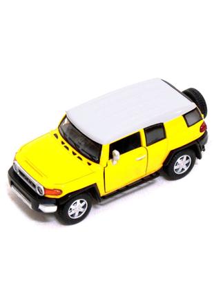 "Машинка KINSMART ""Toyota FJ Cruiser"""