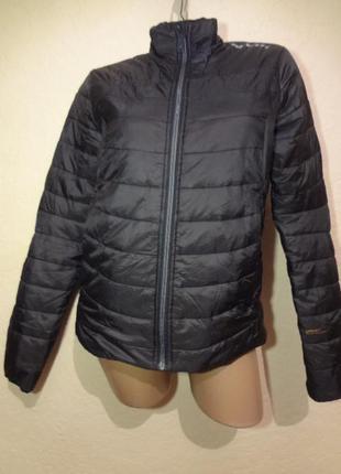 Легкая демисезонная стеганная куртка rev'it размер м