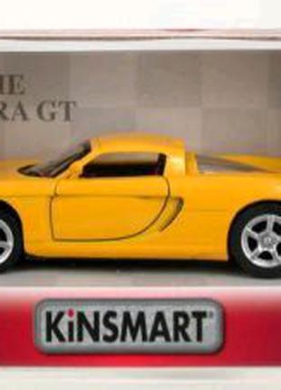 """Машинка KINSMART """"Porsche Carera GT"""""""