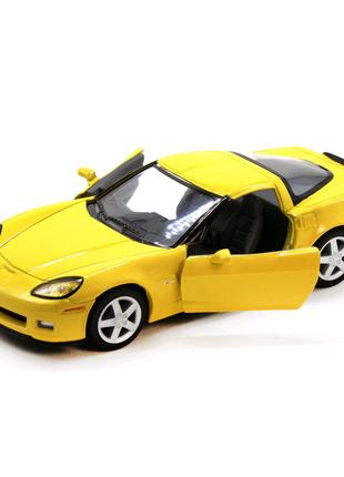 """Машинка KINSMART """"Chevrolet Corvette Z06 2007"""""""