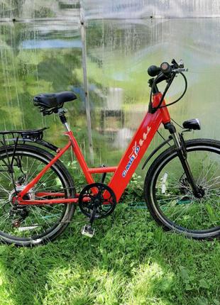 Електро Велосипед 500w