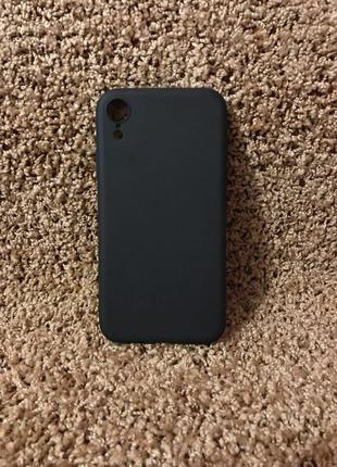 Новый чехол iPhone XR айфон