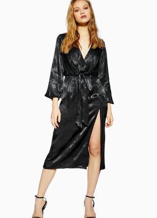 Новое с биркой длинное нарядное платье