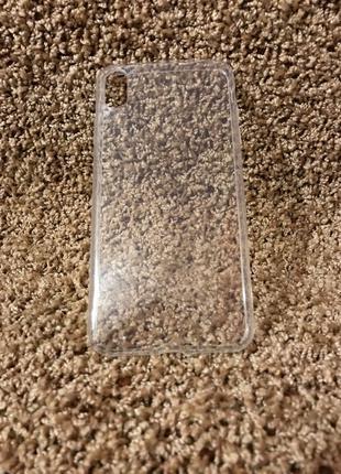 Новый чехол iPhone XS Max айфон