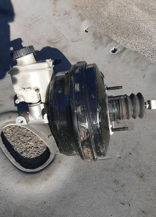 Главный тормозной цилиндр с вакуумом шевроле авео Т200